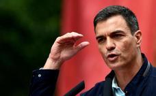 Sánchez prevé un crecimiento «robusto» pese a las señales de desaceleración
