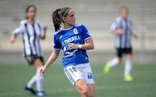 El Real Oviedo femenino golea al Victoria