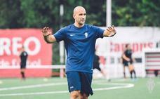 Ricky Alonso: «Ascender sería un paso gigante para el Sporting»