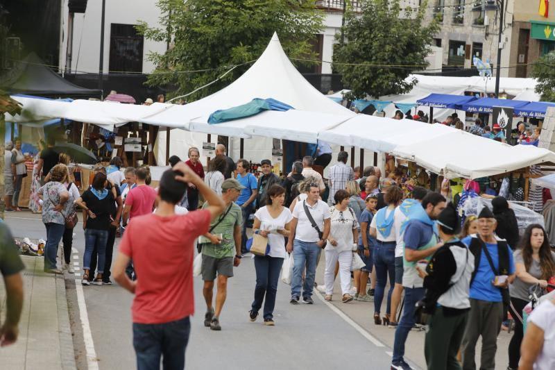 Caso se vuelca con el Día de Asturias