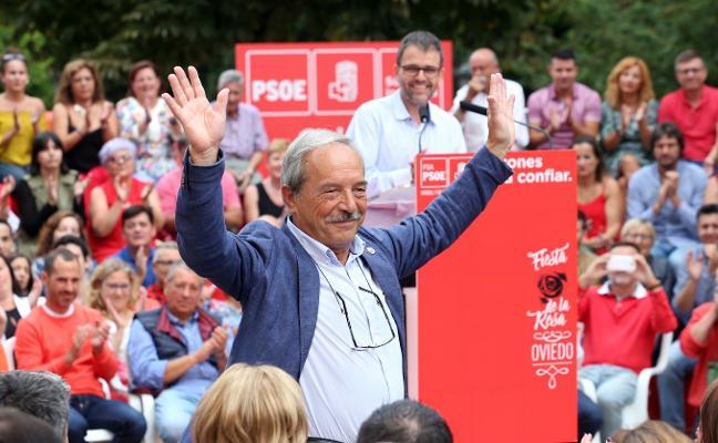 Wenceslao López anuncia su intención de ser candidato a la Alcaldía en 2019