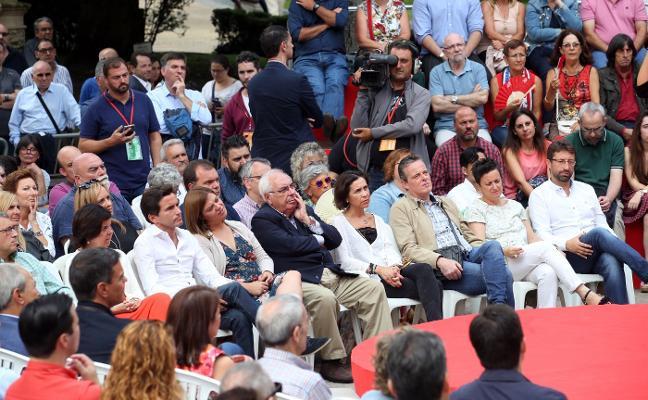 Javier Fernández, el gran ausente
