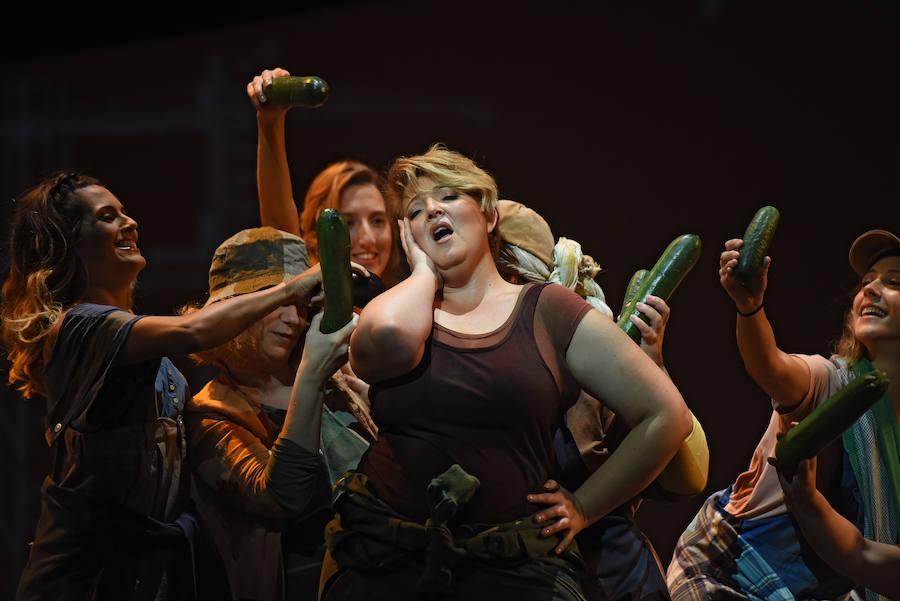 Fuenteovejuna, un estreno de lujo para la Ópera de Oviedo