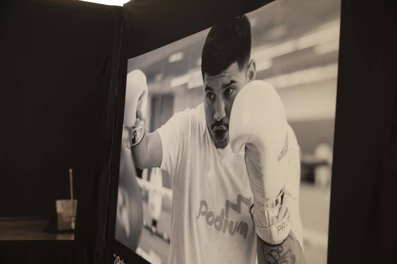 Exposición 'Nos dejamos la piel' en homenaje a los deportistas del programa Pódium