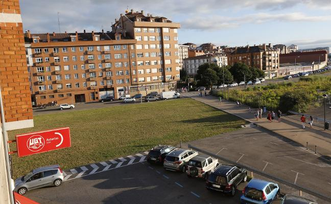Gijón al Norte subastará la parcela del 'solarón' por la que Los Campos ofrece 16 millones