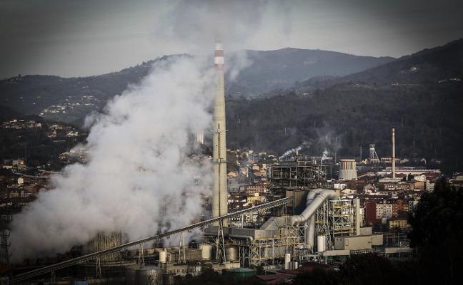 El precio de los derechos de emisión de CO2 se dispara un 10% en un solo día