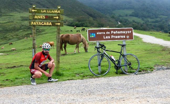 La Vuelta a España impulsa a Les Praeres