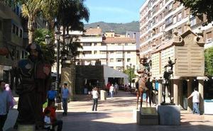 Polémica por la instalación de una pulpería en la calle Picasso de Oviedo en las fiestas de San Mateo