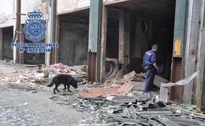 La unidad canina de la Policía Nacional se suma a la búsqueda de la vecina de Contrueces desaparecida hace dos meses