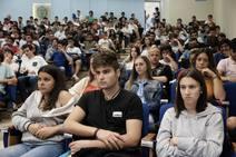 La EPI da la bienvenida a los nuevos alumnos