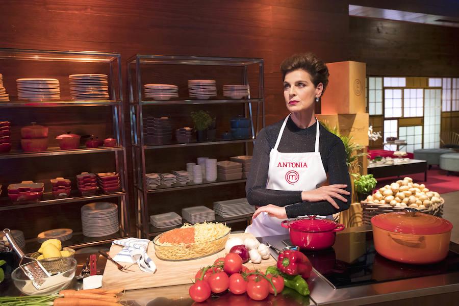 Antonia Dell'Atte denunciará a sus compañeros de 'MasterChef Celebrity 3' «por acoso»