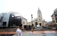 Los diez escenarios de las fiestas de San Mateo en Oviedo