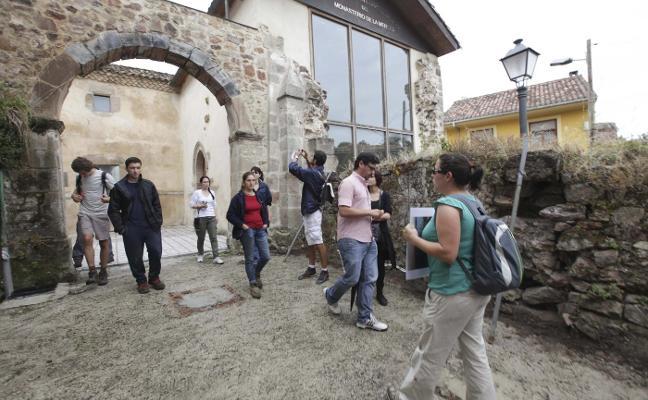 El Principado protege el monasterio de La Merced y La Colonia de Salinas