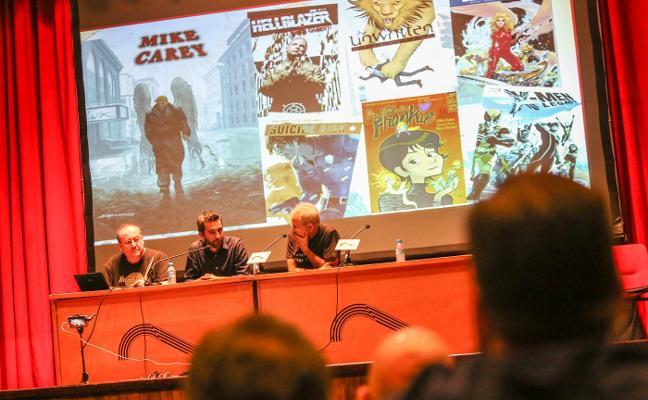 Unas jornadas del cómic para pasarlo «mejor que nunca»