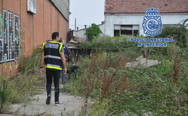 La unidad canina de la Policía se suma a la búsqueda de Josefa Carnerero