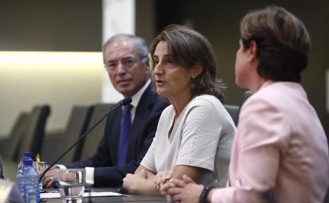 Ribera anuncia un plan «urgente» para abordar la descarbonización en las cuencas mineras