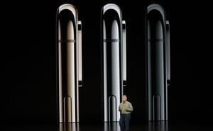 Apple presenta sus nuevos iPhone Xs, una apuesta por la inteligencia