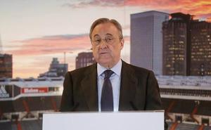 La Audiencia Nacional archiva la querella a Florentino Pérez y cinco exministros por el proyecto Castor