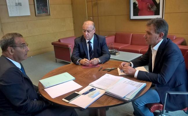 Infraestructuras adjudicará este mes la glorieta para el punto limpio de Gozón