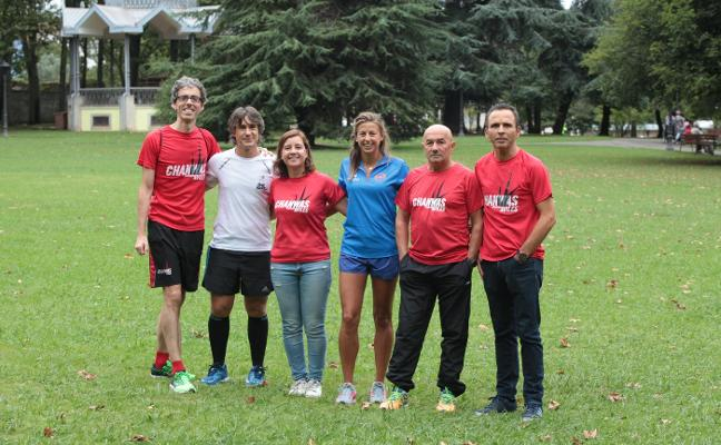 El equipo avilesino Chanwas estará presente en la Maratón de Berlín