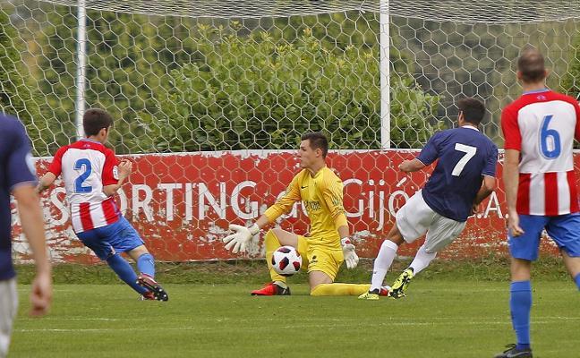 El Marino amarra a un Sporting B pleno de novedades