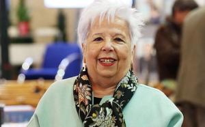 Conchita Quirós pregona esta tarde las fiestas guiada por su «amor a la ciudad»