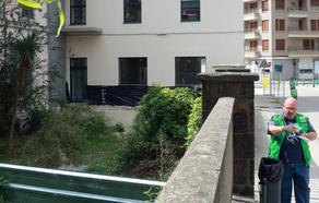 Mieres reclama apartamentos residenciales para mayores en el colegio La Salle de Turón
