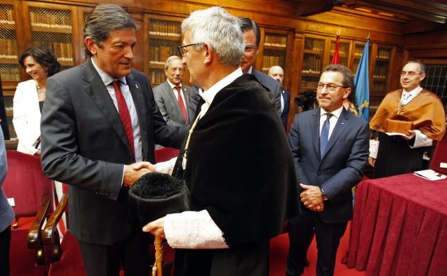 García Granda reclama «una inversión generosa» para relanzar la Universidad