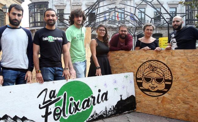 La Folixaria y La Mateína convierten La Corrada en un «festival multicultural»