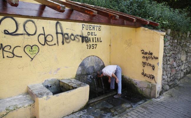 IU pide un análisis del estado actual de fuentes y lavaderos en San Martín