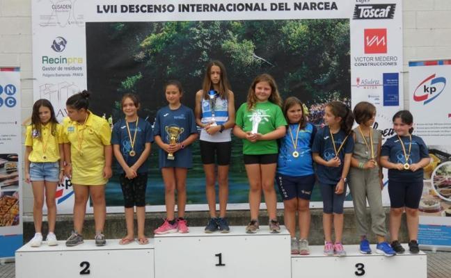 Los equipos de la comarca brillan en Pravia y Villaviciosa