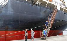 «La comida a bordo del 'Severnaya Zemyla' comienza a escasear»