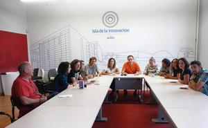 Podemos e IU formalizan el compromiso de impulsar una candidatura de confluencia en Avilés