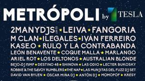 Metrópoli deberá devolver a Tesla el dinero que adelantó al festival cancelado