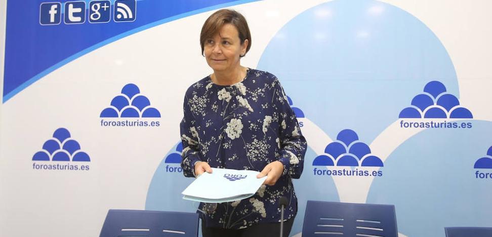 Carmen Moriyón: «Buscaremos el entendimiento con todos los partidos, pero siempre desde nuestro proyecto propio»