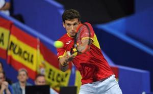 Pablo Carreño: «Está claro que no podía jugar»