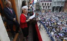 Las fiestas de San Mateo empiezan en Oviedo