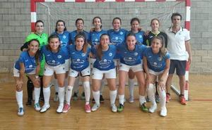 El Rodiles FS va «a por todas» en Navarra