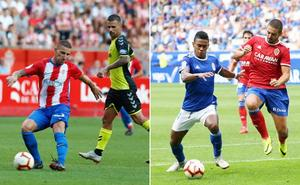 Los vídeos de los goles y las mejores jugadas de los partidos de Primera y Segunda División, disponibles en ELCOMERCIO.es