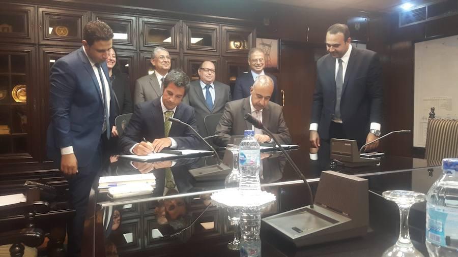 TSK construirá un nuevo parque solar en Egipto