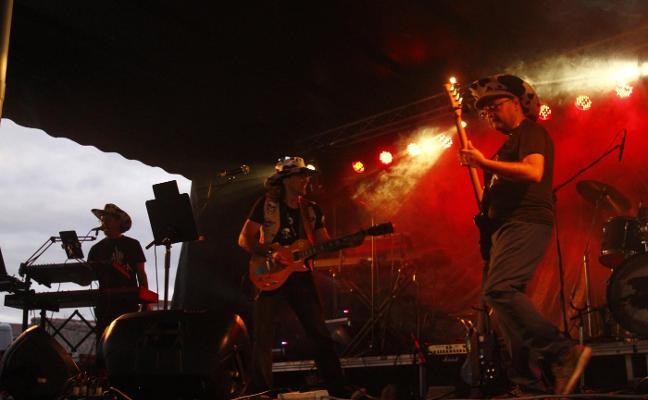 La Carriona celebra nueve años del mejor rock