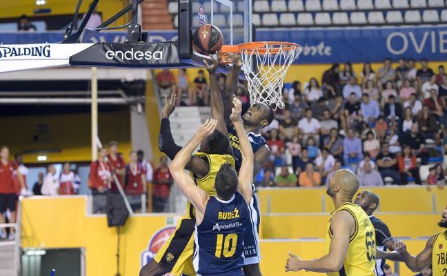 La ACB toma el Palacio de los Deportes de Oviedo