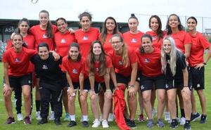 El Gijón FF se mide ante el Victoria FC