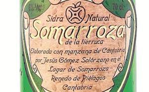 Un cántabro gana un pleito por el uso de la botella de sidra asturiana