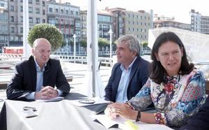 El PP defiende la creación de una zona franca en el puerto de Gijón para impulsar las exportaciones