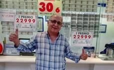 Vendido en Oviedo parte del primer premio de la Lotería Nacional