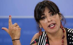 La tajante respuesta de Teresa Rodríguez en Twitter ante un tremendo insulto sobre su aspecto