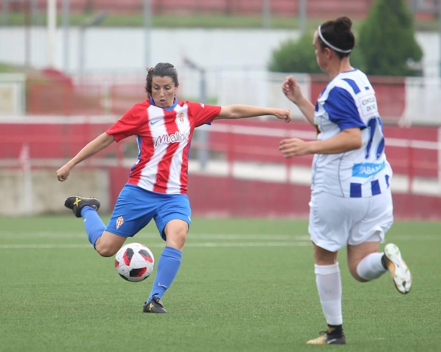Sporting Femenino 5-1 Sárdoma, en imágenes