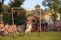 Pelayo vuelve a coronarse rey en Cangas