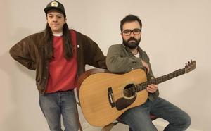 Alberto & García retorna esta noche a su ciudad «para abrazar a todo el mundo»